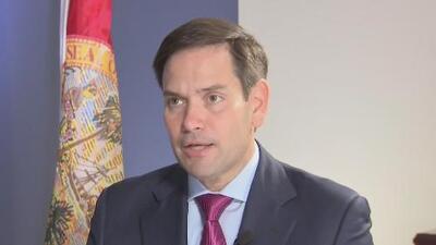 """""""No hay evidencia de cambios en resultados de las elecciones"""": Marco Rubio sobre supuesta injerencia de hackers rusos"""