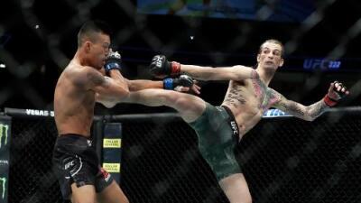 El futuro llegó: Sean 'Sugar' O'Malley es el nuevo Conor McGregor de la UFC