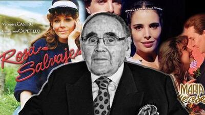 Muere Valentín Pimstein, el creador de todas las telenovelas que conoces