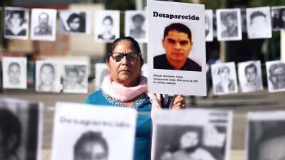 """""""¡Vivos se los llevaron, vivos los queremos!"""": madres de desaparecidos en México exigen respuestas a las autoridades (fotos)"""