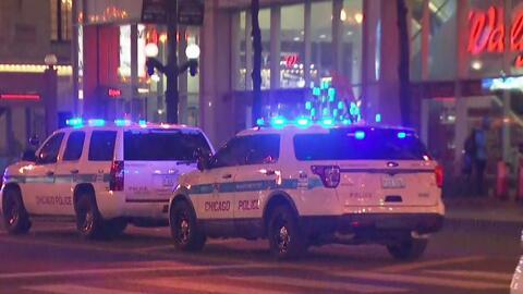 Cientos de jóvenes causan disturbios en distintos puntos de Chicago en medio de su receso de primavera