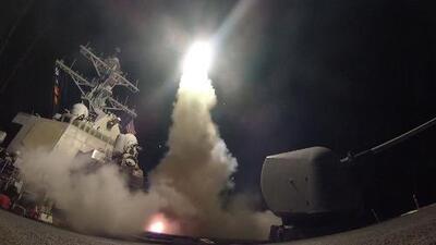 ¿Qué significan los misiles lanzados a Siria? ¿Está Estados Unidos en guerra nuevamente?