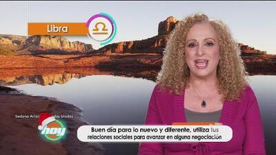 Mizada Libra 16 de diciembre de 2016