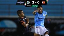 Resumen | Cancún FC hace respetar Quintana Roo venciendo 2-0 a Cimarrones en jornada 3