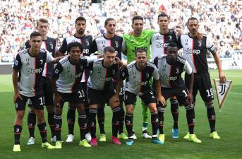 En fotos: Juventus, de la mano de Cristiano, derrota en casa a Spal 2-0