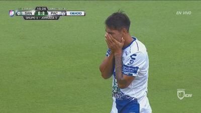 ¡Lo que te perdiste Ulloa! Pachuca busca el gol ante Santos