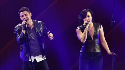 Demi Lovato sustituye a Adam Lambert por Nick Jonas en su gira