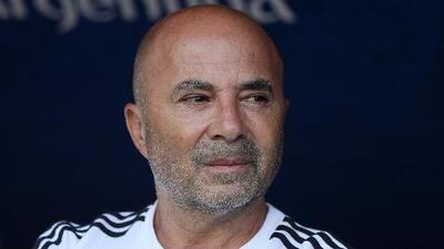 ¡Sampa Ciao! Argentina se quedó sin técnico