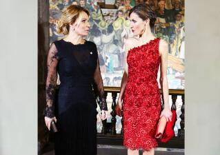 Reina Letizia VS 'La gaviota'