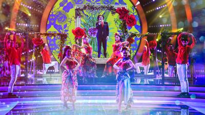 'Coco' llega al escenario de MQB All Stars con la voz de Anthony Gonzalez