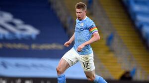 De Bruyne no jugará ante Aston Villa y es duda para enfrentar al PSG