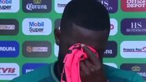Entre lágrimas, Joel Campbell pone la mira en la Final