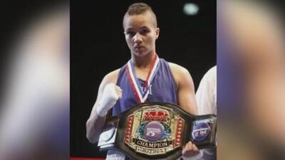 Pat Manuel, el primer boxeador transgénero masculino que compite profesionalmente en EEUU