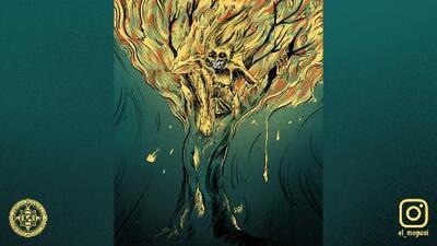 La bruja Nahual de Peña de Lobos