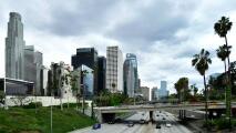 Se reportan vías descongestionadas y tráfico sin contratiempos esta mañana de martes en Los Ángeles