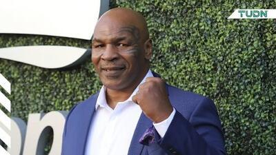 Mike Tyson estrena serie de artes marciales mixtas
