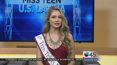 Miss Teen US Latina