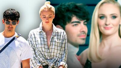 """""""El peor día de nuestras vidas"""": la triste decisión que Sophie Turner y Joe Jonas tomaron horas antes de su boda"""