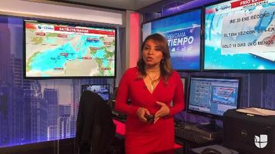 Descenso en las temperaturas y frío extremo este miércoles en Chicago podría romper record
