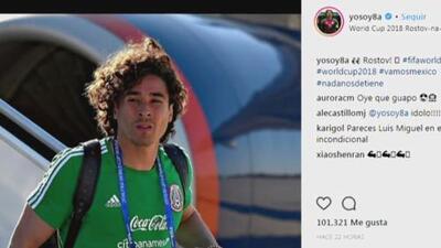 Redes Tricolor: jugadores de México compartieron con sus seguidores antes del juego ante Corea