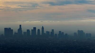 Cielos soleados y algo de nubosidad para este lunes en Los Ángeles