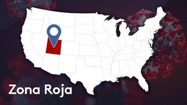 Utah es uno de los estados con el peor promedio de casos nuevos de Coronavirus en EEUU