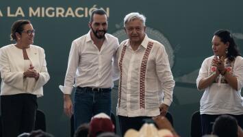 ¿De dónde salen los 30 millones de dólares del acuerdo entre AMLO y Nayib Bukele para el desarrollo de El Salvador?