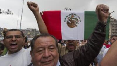 Univision revela encuesta sobre preferencias de los mexicanos en las elecciones del 2012