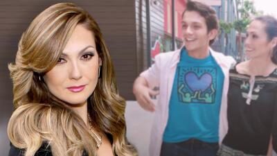 Nora Salinas asegura que su exesposo tiene la custodia de su hijo, pero ella su corazón
