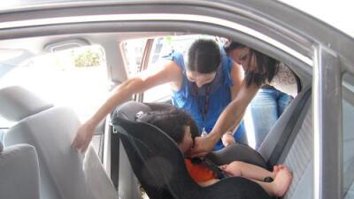 El 60% de los conductores tiene el asiento protector para niños mal instalado