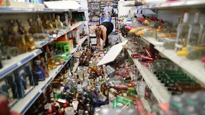 Preocupación entre residentes de California ante la escasez en algunas tiendas de elementos de emergencia durante terremotos