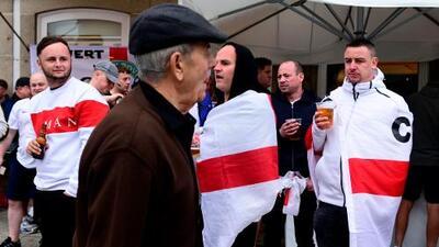 'No seas idiota', la campaña de la Federación de Inglaterra para contener a los hooligans