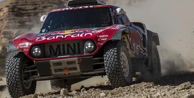 Peligra liderato de Carlos Sainz en el Rally Dakar