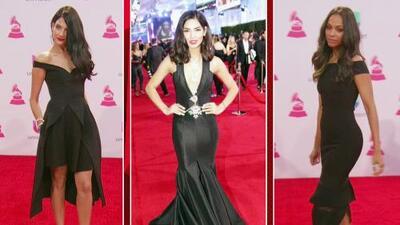 Jomari, Lourdes y Carlos escogen los mejor y peor vestidos de los LG, ¿estás de acuerdo?