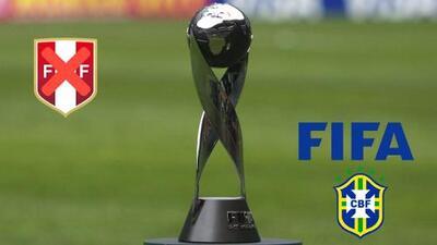 FIFA quita organización de Mundial Sub-17 a Perú y la entrega a Brasil