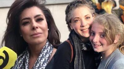 Yadhira Carrillo revela cómo se encuentra la hija de Edith González tras la muerte de su madre
