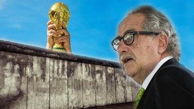 """Decio De Maria: """"El muro no se puede interponer entre el futbol"""""""
