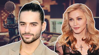 """Madonna y Maluma se convierten en el dueto """"Ma du ma"""""""