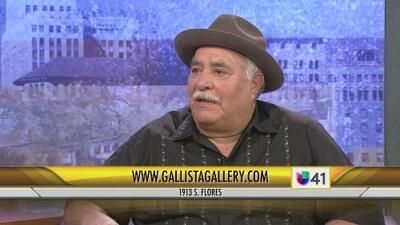 Joe Lopez nos explica del arte chicano