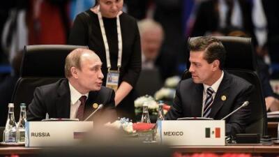 Rusia cuadruplica su inversión en México, mientras EEUU piensa en levantar muros