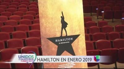 Lin-Manuel Miranda traerá a Hamilton a Puerto Rico en enero de 2019 y con miles de entradas a 10 dólares