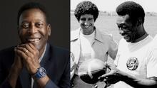 Pelé confesó que la NFL lo quiso convertir en pateador