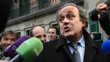 """Michel Platini: """"Estoy con la conciencia tranquila y seguiré luchando"""""""