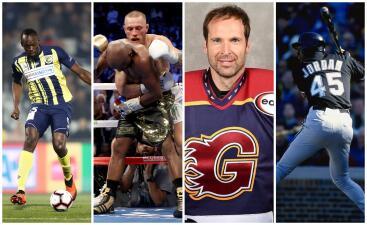 Atletas que han incursionado en otros deportes