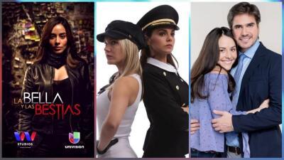 Estas son las telenovelas y series que Univision presentó en el Upfront 2018 - 2019