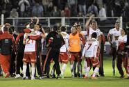 Defensor Sporting 0-0 Huracán:  Huracán se mete a semifinales de la Sudamericana
