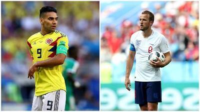 'Bam Bam' Zamorano se la compró al 'Conde K' y le aseguró que Colombia derrotará a Inglaterra