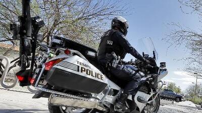 Instalan rifles AR-15 en motocicletas de oficiales de la policía de Tempe, Arizona