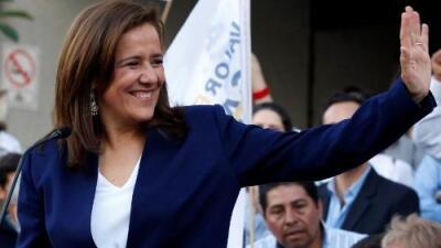 Panista de corazón, independiente en el tarjetón: Margarita Zavala, la única mujer candidata a la presidencia de México