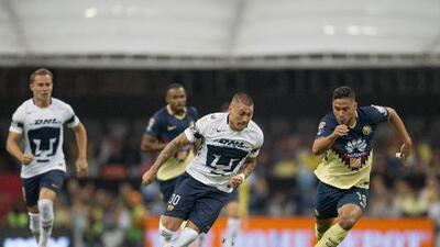 Cómo ver Pumas vs. América en vivo, por la Liga MX
